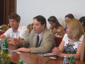Сьогодні Вінницю відвідав Надзвичайний та Повноважний посол Франції в Україні