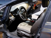 Немецкий автопроизводитель Opel раскрыл новый седан Astra