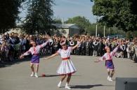 Порошенко «дав старт» будівництва нової школи в Сосонці
