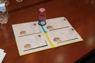 До дня міста випущено тематичні конверти та спеціальний  штемпель