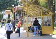 На вулиці 50-річчя Перемоги створено сучасний затишний сквер