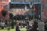 Петра Порошенка відзначили за заслуги перед Вінницею