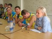 У Вінниці побували олімпійські чемпіони з боксу