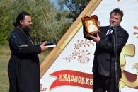 На 999-ту річницю від дня заснування  Лядівського монастиря та на традиційний ярмарок завітали сотні вірян з усієї України