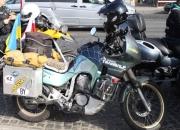 Близько 60 учасників 12-го катинського мотопробігу завітали до Вінниці
