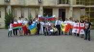 Вінницька молодь налагодила співпрацю з сонячним Азербайджаном