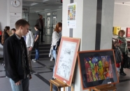 До третього жовтня міська рада стане виставковим центром
