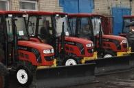 Цьогоріч біля вінницьких багатоповерхівок сніг прибиратиме майже 20 одиниць спеціалізованої техніки