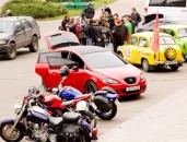 У Вінниці вже розпочали святкувати День автомобіліста