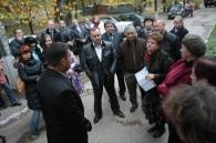 Олександр Домбровський та Володимир Гройсман: Вінниця потребує своїх законодавців