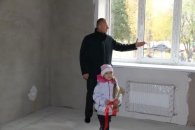 У Вінницькому районі «Чотири поверхи щастя» отримали сім'ї молодих науковців