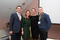 Молоді експерти обговорили можливості співробітництва України, Росії та Білорусії