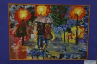 У мерії впродовж двох тижнів триватиме виставка юних художників «Осінній вернісаж»