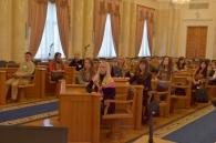Активісти Студентського Парламенту  та Спілки молодіжних організацій Вінниччини стали членами Молодіжної міжпарламентської асамблеї України