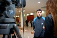 Художня виставка «Студентський погляд»  відкрила нові можливості для талановитої  молоді