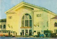 Винницкому железнодорожному вокзалу исполнилось 60 лет