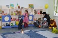В мікрорайоні «Поділля» відкрився новий дитячий садочок № 7 «Подоляночка»