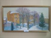 У виставковій залі Спілки художників з'явилося «Різдвяне диво»