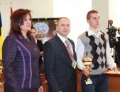 Відзначено кращих спортсменів Вінниці за підсумками 2012 року