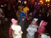 У новорічну ніч вага саней Діда Мороза була понад 250 тонн!