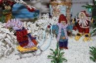 """У міській раді відкрилася виставка """"Зимова феєрія"""""""