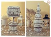 Творчі вінничани: Вікторія Сокур створює дивовижні прикраси для інтер'єру будинків, квартир та кафе
