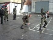 Комісія західного  оперативного командування перевірила військкоматівців вінниччини