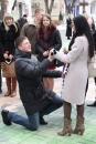 """У день святого Валентина закохані пари Вінниці реєстрували """"Шлюб на один день"""". Фоторепортаж"""