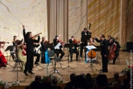 Перший день Форуму молодої музики «Барви музики XX сторіччя. Авангард. Класика. Джаз» розпочався аншлагом