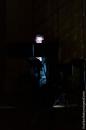 Під час концерту у Вінницькій філармонії звуки звучали у темряві