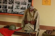 У Вінницькому інституті економіки відкрилася виставка військових уніформ періоду від 1914 до 1945 року