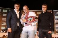 Вячеслав Узелков: «Приглашаю всех посмотреть на нового Узелкова, который будет в Киеве показывать высокий класс бокса»