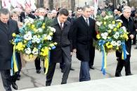 У Вінниці вшанували пам'ять Кобзаря