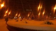 Тридцять  одиниць спецтехніки очищають місто  від наслідків вчорашнього снігопаду
