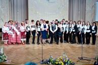 Весняний настрій подарували викладачі школи мистецтв «Вишенька»