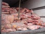 Десять тонн жиру невідомого походження виявили працівники міліції у вантажівці