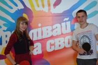 У першому етапі «Вінницької студентської весни» перемогу здобула команда з педуніверситету