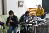 Другий день Тижня актуального мистецтва пройшов у вирі аудіовізуальних експериментів