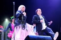 Вчора у Вінниці співали гурт ТІК та Ірина Білик