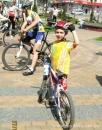 27 квітня у Вінниці відбувся загальноміський велопробіг вулицями міста