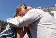 У Вінниці вперше відбувся бій крашанками. Перемогла п'ятирічна Єва