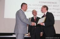 Вінницькі центри адміністративних послуг отримали Європейську відзнаку