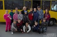 У Вінниці волонтери здійснювали мрії  дітей із соціально незахищених категорій