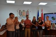 Джек-пот фестивалю  «Вінницька студентська весна», у  сумі 9 000 гривень, зірвала команда Вінницького державного педагогічного університету