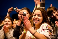 Океан Ельзи у Вінниці зібрав на свій концерт 10 тисяч вінничан