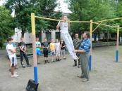 """На Вінниччині пройшов обласний етап Всеукраїнської військово-патріотичної гри """"Зірниця"""""""