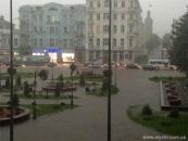 11 червня Вінницю підтопило. Відео