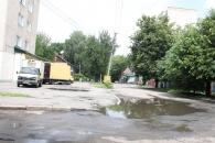 Вчора у Вінниці  випала майже півмісячна норма опадів