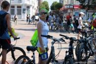 Тиждень сталої енергетики вінничани відзначили із велопробігом, вітряками та поробками з матеріалів, що викидаються на смітники