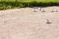 Відтепер на пляжах міста можна пограти у французькі кулі